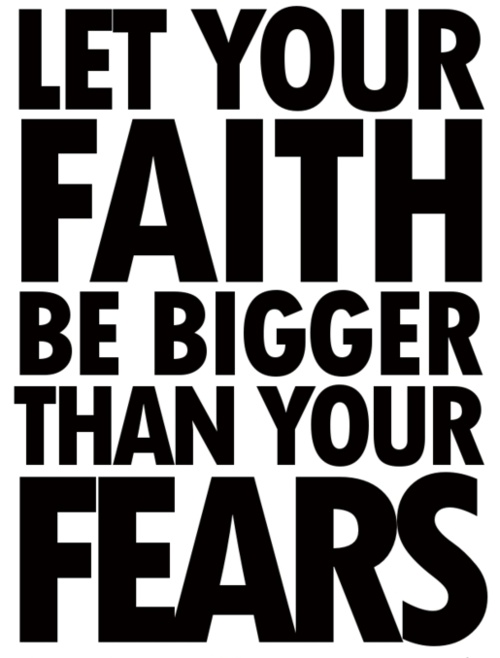Bigger Than Fears