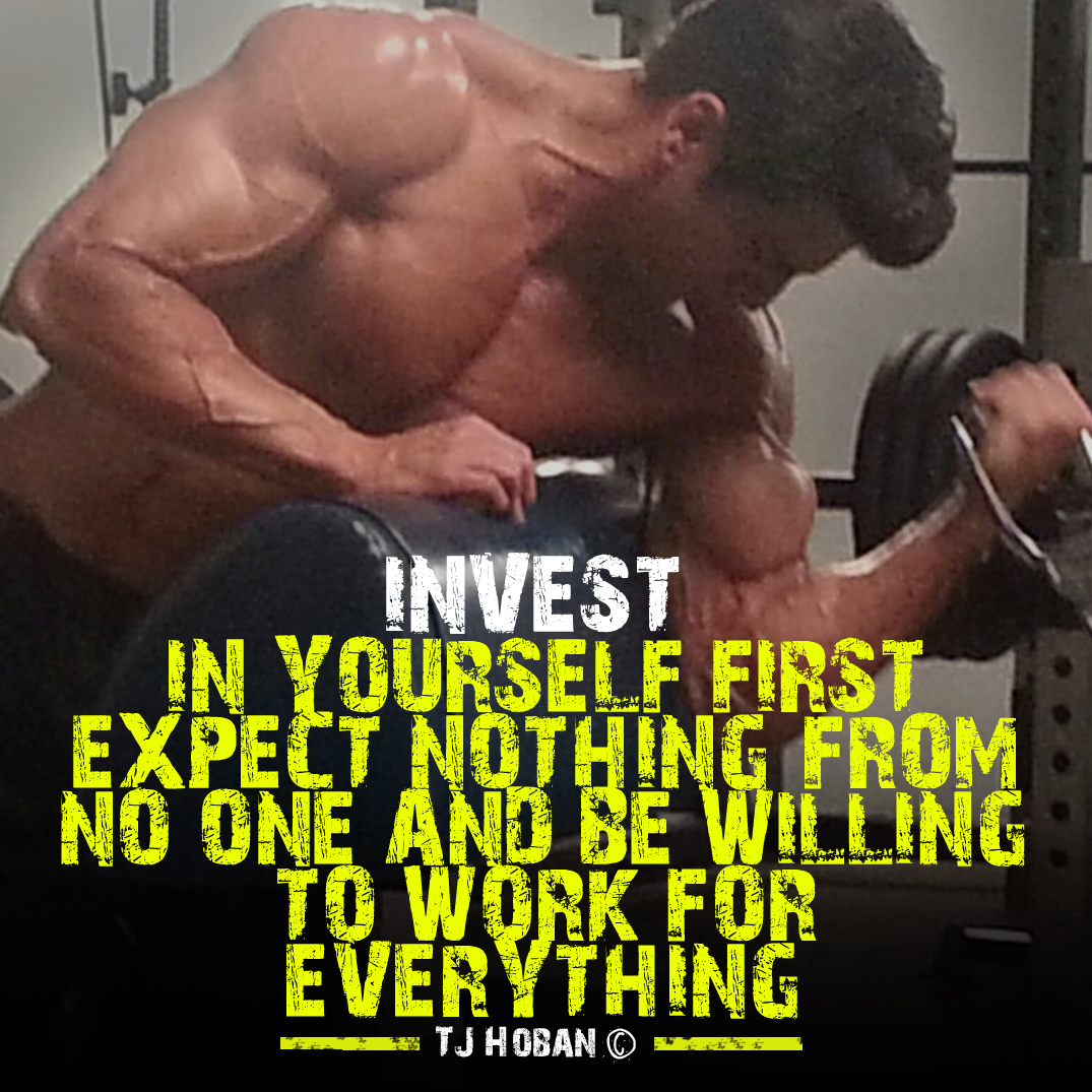 Fitness Motivation Men Tjhoban fitness success