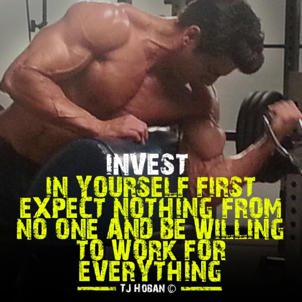 tjhoban, fitness, success, motivation