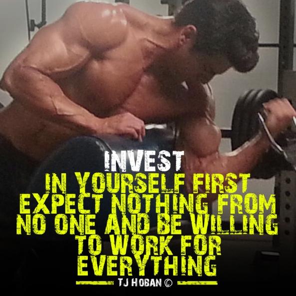 tjhoban, fitness, success, motivation
